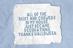 Spook Crooks Halloween Display Font Product Image 3