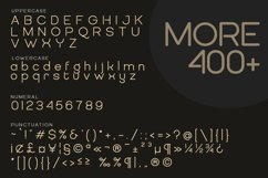 QUOSTIGE ROUNDED SANS SERIF FAMILY version 2.0 Product Image 4