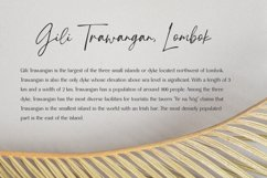 Tropical Country - Handwritten Font Product Image 5