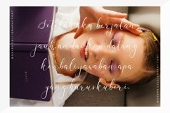 Violether Modern Calligraphy Font Product Image 4