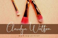 Peach Cuties Luxury Signature Font Product Image 4