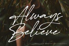 Bellamye - Modern Calligraphy Product Image 5