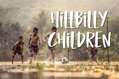 Hillbilly- A sweet handwrirtten font Product Image 5