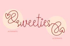 lovelythin Super Thin Font Product Image 4