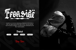 Qalcighe Font Product Image 3