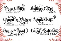 Better Valentina Font Duo Product Image 6