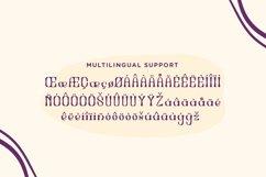 Bodor - Unique Handwritten Font Product Image 4