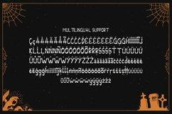 Skullbone - A Skull Font Style Product Image 6