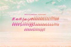 Summer Blaze - Summer Brush Font Product Image 2