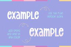 Milkshake Font Family Product Image 5