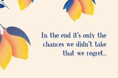 Fig & Lemon Font Duo Product Image 2