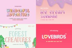The Crafters Font Collection Product Image 4