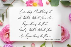 Hey Jane - Lovely Script Font Product Image 3