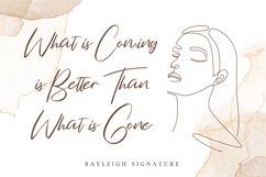 Bayleigh - Stylish Signature Font Product Image 2