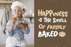 Bakery Home - Funny Font Product Image 6