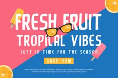 Beach Hits - Summer Playful Font Product Image 5