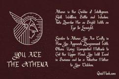 Serkan - A Celtic font Product Image 2