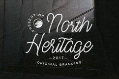 Kana & Hana - Vintage Monoline Script Product Image 6