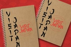 Web Font Sentozakura Font Product Image 2