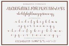 Romantis Script Product Image 6
