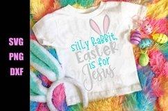 Easter is for Jesus SVG - Easter SVG - Downloadable Files Product Image 2
