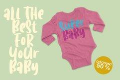 Baby Tarzant - A Cute Animal Font Product Image 3