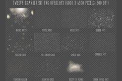 Floating dust photographic overlays Product Image 8