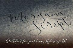 Morgana Script Font Product Image 4