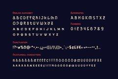 Exa Metline font Product Image 3