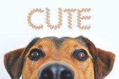 Puppy Paw - Dog Font Product Image 4
