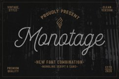 Monotage Combination Product Image 1