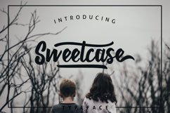 Sweetcase Typeface 30 OFF Product Image 1