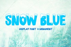 SNOW BLUE Product Image 2