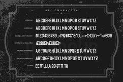 Black Harbour   Classic Vintage Font Product Image 5