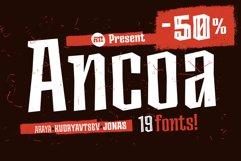 Ancoa Product Image 1