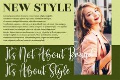 sarah betty - Beautiful Script Font Product Image 5
