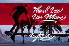 Rightside - Handwritten Font Product Image 3