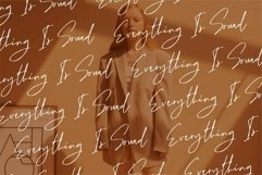Web Font Butterfly - A Handwritten Signature Font Product Image 5