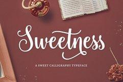 Sweetness Script Product Image 1
