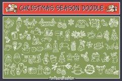 Christmas Season Doodle Product Image 2