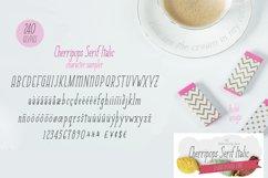 Cherripops Serifs - 4 pack Product Image 8