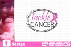 Cancer SVG Bundle | Awareness SVG | Breast Cancer Cut File Product Image 13
