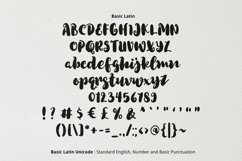 Quirky Font Product Image 2