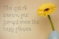Sky Flower - Handwritten Font Product Image 3