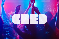 Cred Typeface Product Image 1
