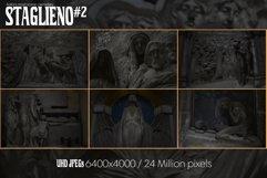 STAGLIENO#2 Funeral Art Stock Bundle Product Image 4