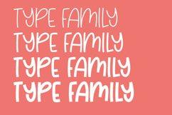 Battalion - Handwritten Font Family Product Image 3