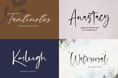 Handlettered Font Bundle ! Product Image 4