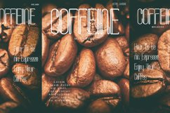 Cylindrica Font Product Image 3