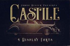 Castile - Display Font Product Image 1